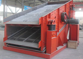 Crushers & Vibrating Screens