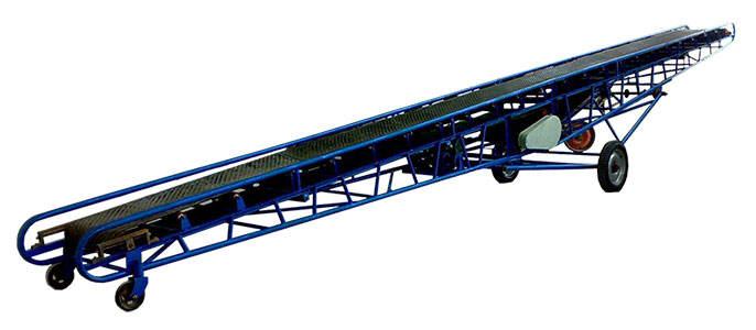 Saikrupa Industries | Portable Conveyor